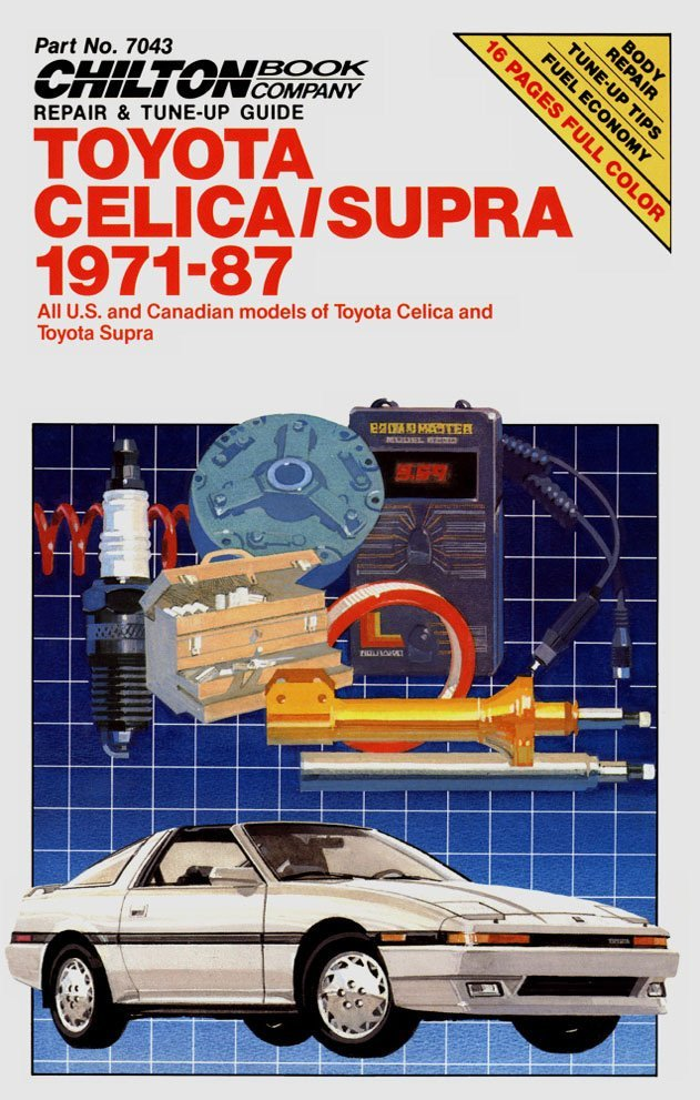 chilton wiring diagram index rh websworld org 1987 Toyota Celica GT 1987 Toyota Celica GT Convertible